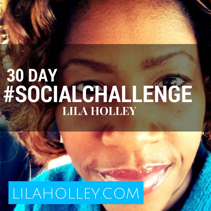 #SocialChallenge
